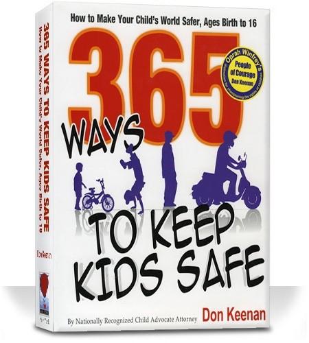 365 Ways to Keep Kids Safe