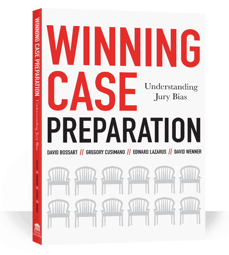 Winning Case Preparation Trial Guides Book
